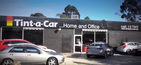 Window Tinting Bendigo Store