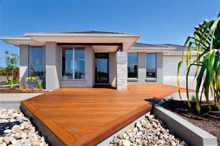 Window Film For Home - Outdoor Decking