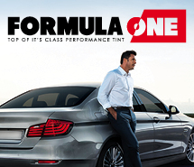 Formula 1 - Best window tinting brands for cars