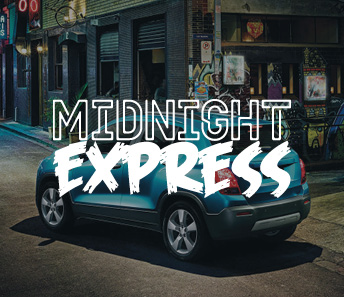 Midnight Express - Tint a Car window tint range
