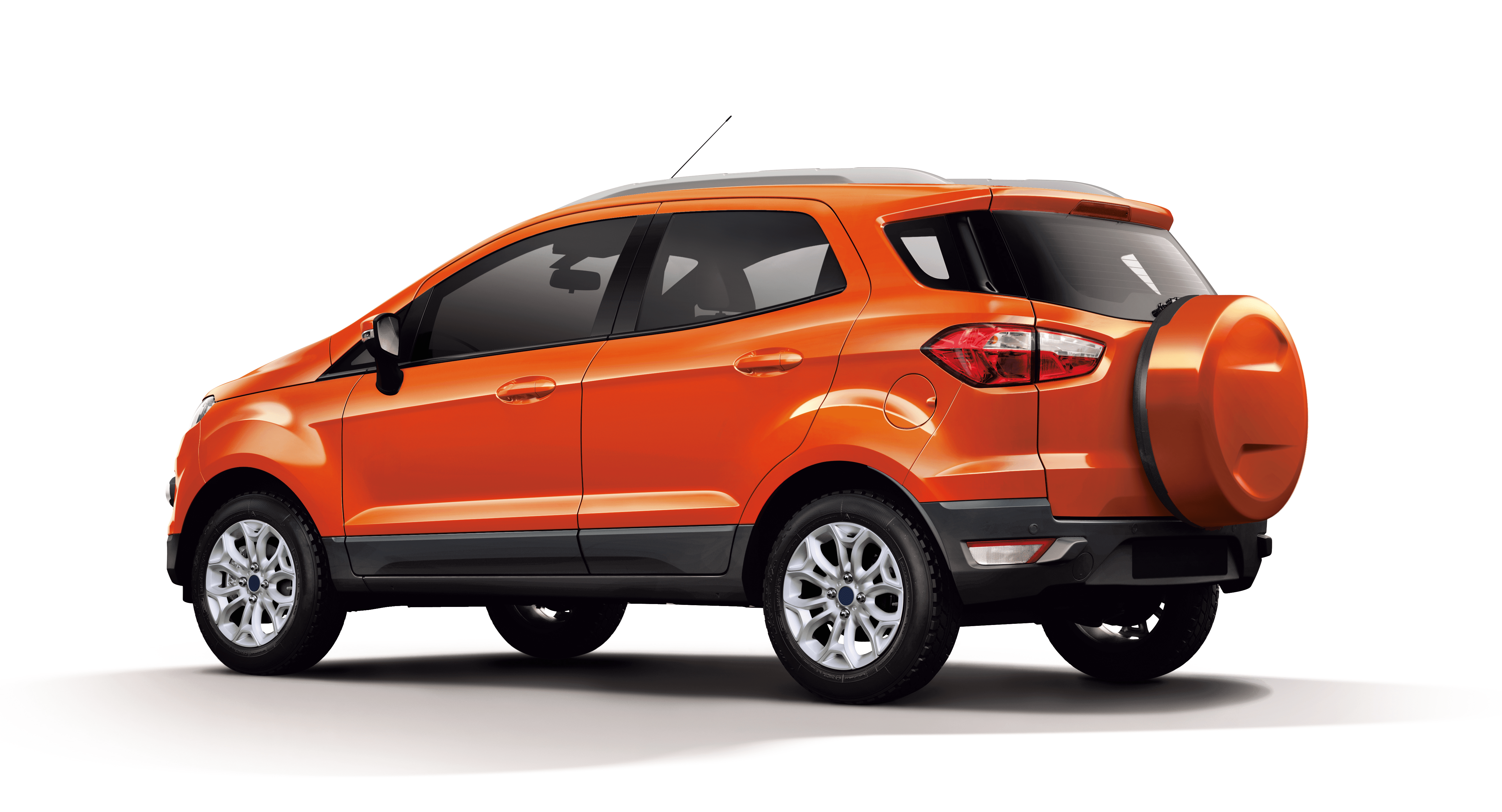 Car Paint Protection Is Worth It - Ford Ecosport with Paint Protection